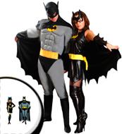 Бэтмен и Бэтгерл