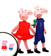 Фото свинка Пеппа и Джордж