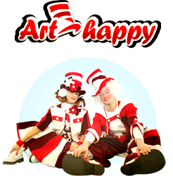 биг лого Art-happy