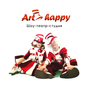 Клоуны Art-happy
