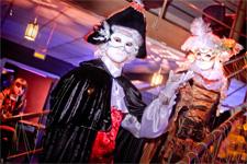 """По мотивам  """"Венеция.  Бал - карнавал.  Вечеринка в венецианском стиле."""